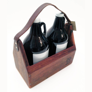 Growler-holder