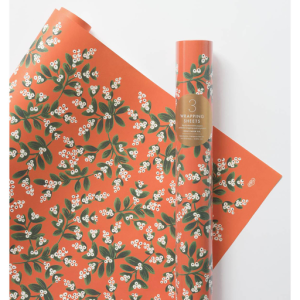 rifle-paper-co-mistletoe-wrapping-paper